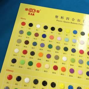 Bilde av Fargekart KAM